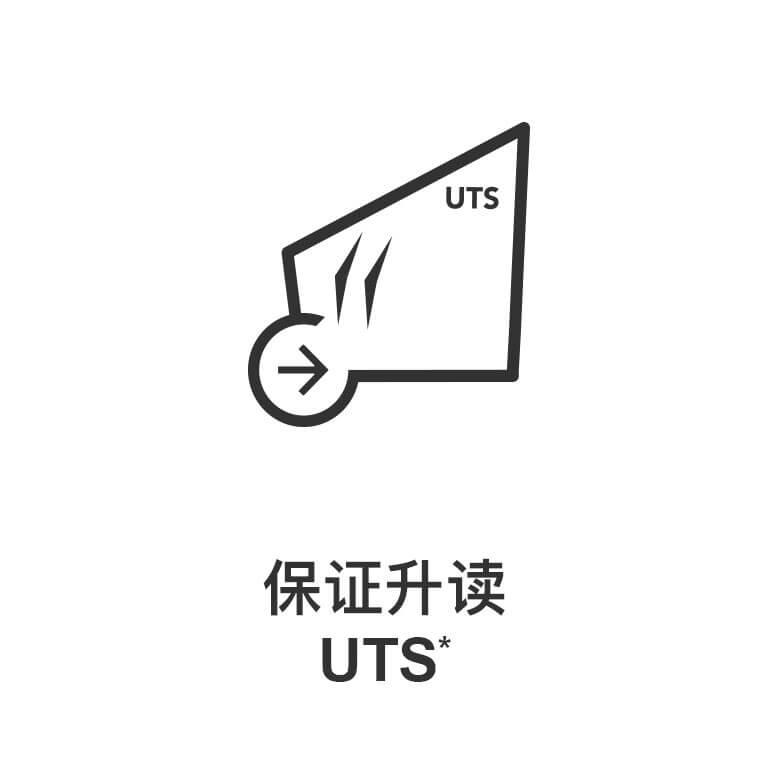 Guaranteed Entry to UTS